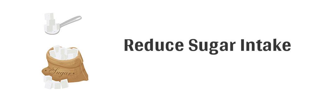 Reduce Sugar Intake - Generic Villa