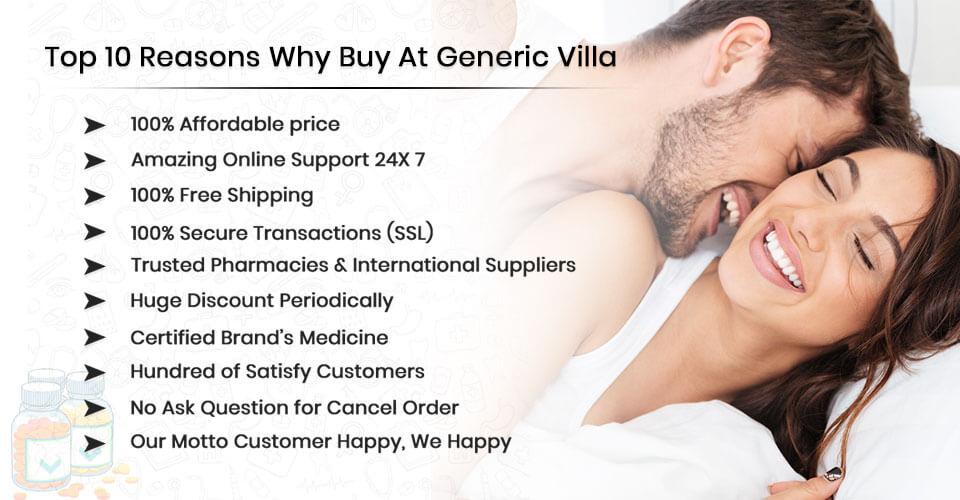 Top 10 Reason why choose generic villa