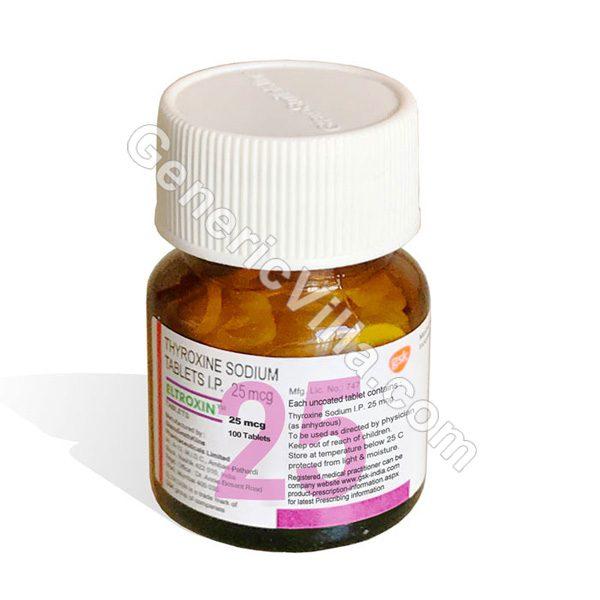 Eltroxin Thyroxine Sodium Generic Villa