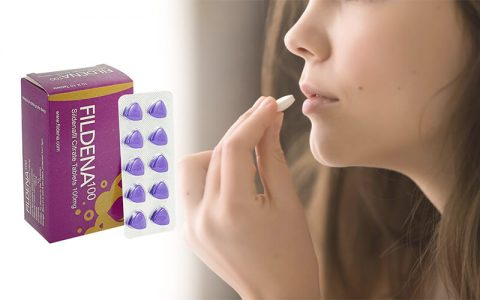 How to take Fildena (Sildenafil) to Cure Erectile Dysfunction