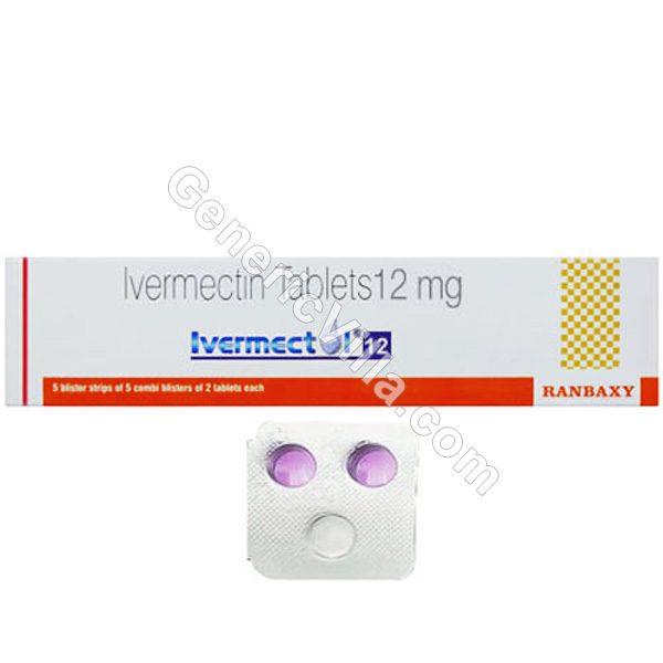 Ivermectol 12mg