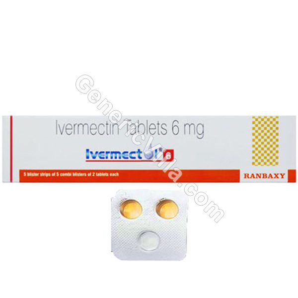 Ivermectol 6mg