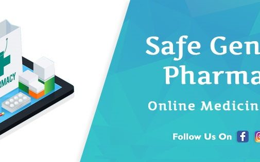 Safe Generic Pharmacy - Generic Villa