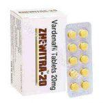 Zhewitra-20 mg