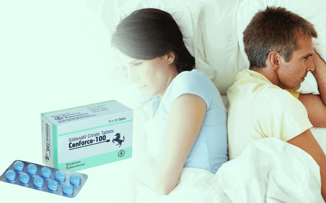 Can you take Cenforce 100 mg of Sildenafil