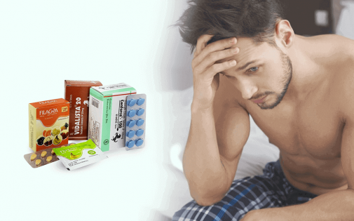 Prevent Erectile Dysfunction (Male Impotence) By Sildenafil Citrate