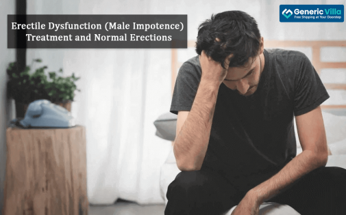 Erectile Dysfunction (Male Impotence) Treatment and Normal Erections