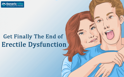 Erectile Dysfunction and Its Annoyance Get Finally To an End