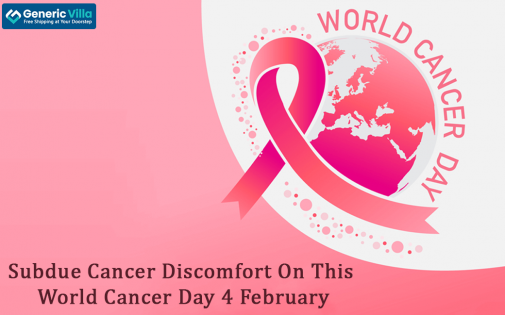 Subdue Cancer Discomfort On This World Cancer Day 4 February 2020