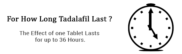 For How Long Tadalafil Last