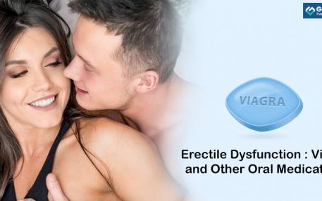 Erectile Dysfunction Oral Medicine