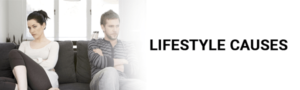 Lifestyle causes