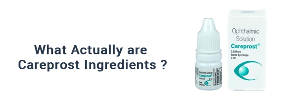 What Actually are Careprost Ingredients