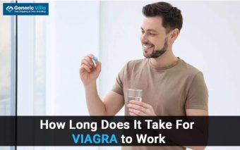 how long does it take for viagra to work