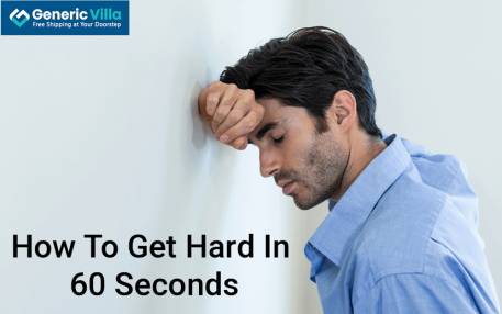 how to get hard in 60 seconds