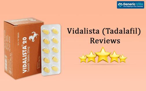 Vidalista (Tadalafil) reviews