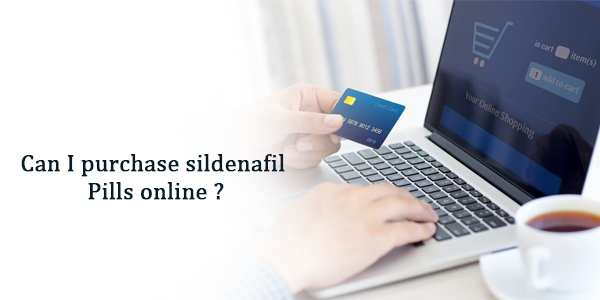 Can I purchase sildenafil pills online