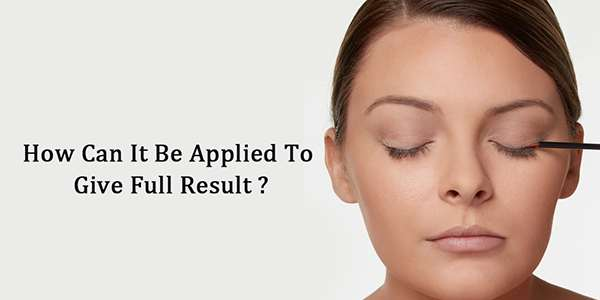 How Can It Be Applied To Give Full Result