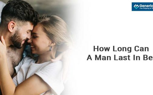how long can a man last in bed
