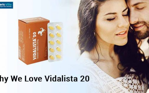 Why we Love Vidalista 20
