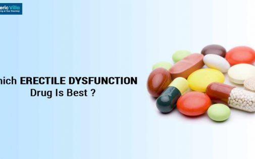 Which Erectile Dysfunction Drug Is Best