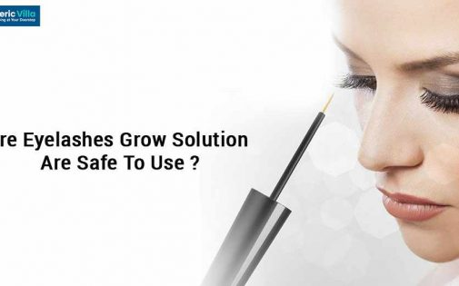 Are Eyelashes Grow Solution Are Safe To Use