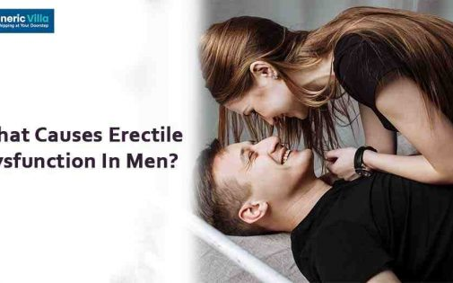 What Causes Erectile Dysfunction In Men