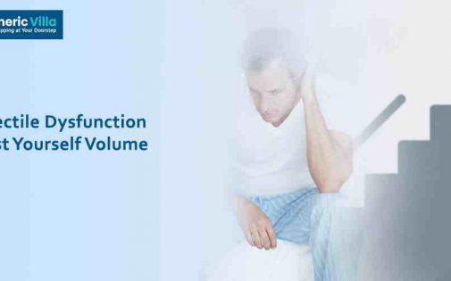 Erectile Dysfunction Test Yourself Volume