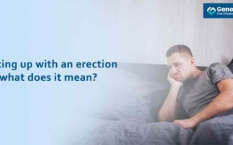 Waking up with an erection what does it mean