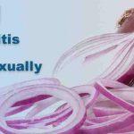 Benefitis of onion sexually